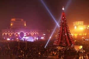 new-year-in-armenia